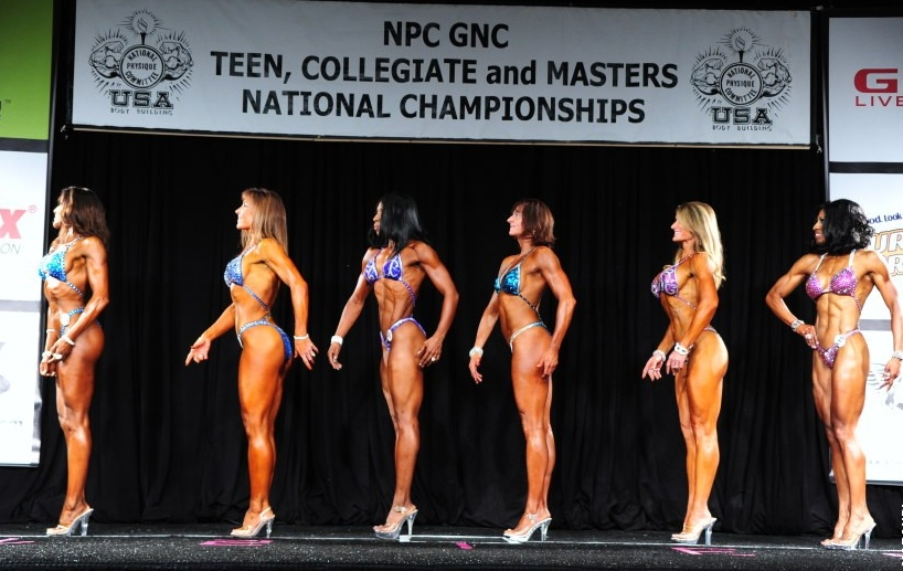 Phoenix Arizona Figure Competition Coach